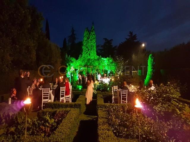 Villa Rosantica Roma 14