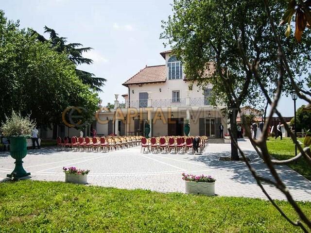 Villa Strampelli Roma 3