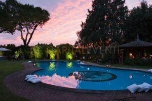 Villa degli Orazi Roma 1