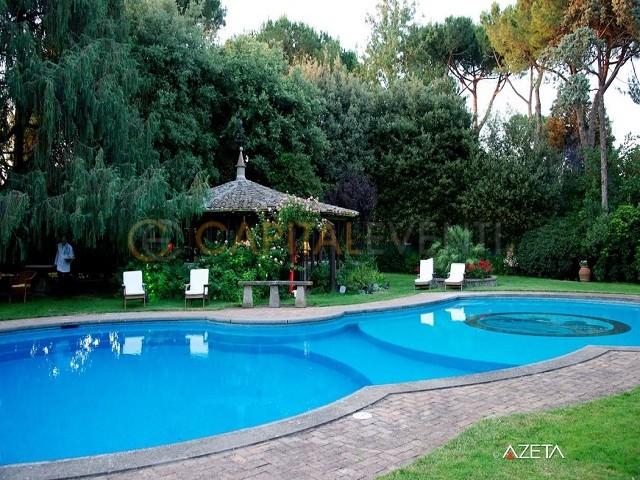 Villa degli Orazi Roma 2