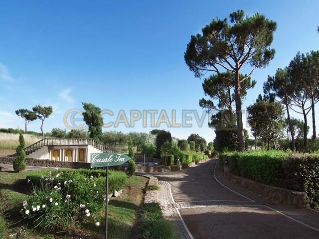 Casale Tea Roma 1