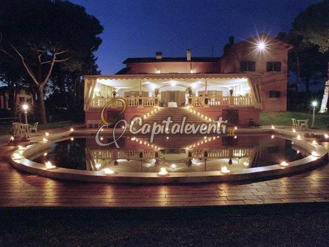 villa  villa majestic roma 8