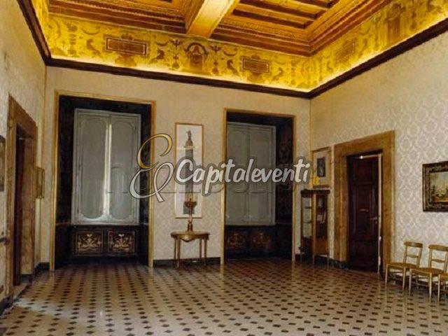 Palazzo Ferrajoli Roma 6