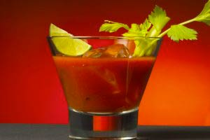 Bloody Mary : gusto piccante