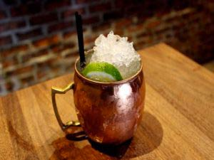 Moscow Mule: real passion