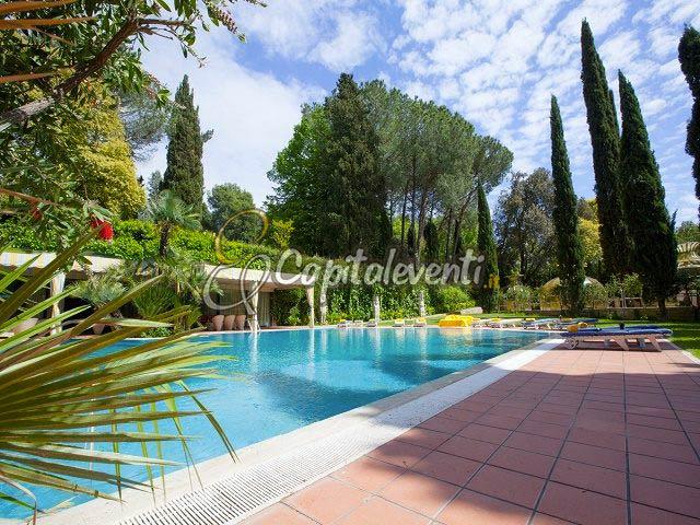 Villa Veientana Roma 5