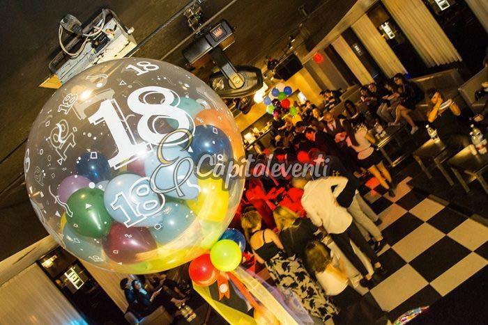 Come scegliere la giusta location per una festa di compleanno di 18 anni