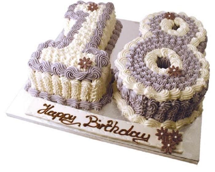 Festa di compleanno di 18 anni: come scegliere la torta perfetta
