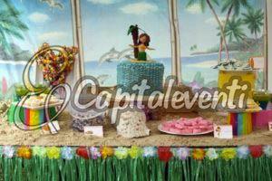 Festa Hawaiana Per i 18 Anni