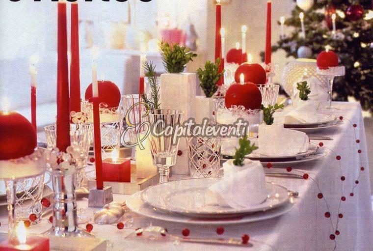 Addobbi festa 18 anni a natale come stupire gli invitati feste 18 anni roma - Addobbi tavola di natale ...