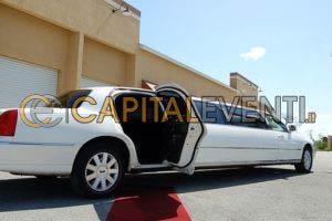Affittare la limousine per i 18 anni quanto costa