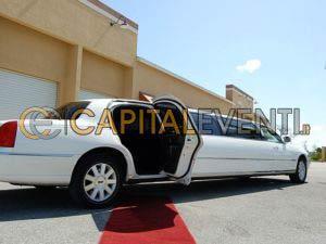 Affittare la limousine per i 18 anni