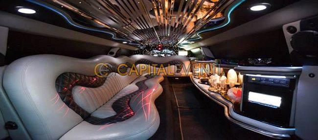 Organizzare una festa di 18 anni in limousine