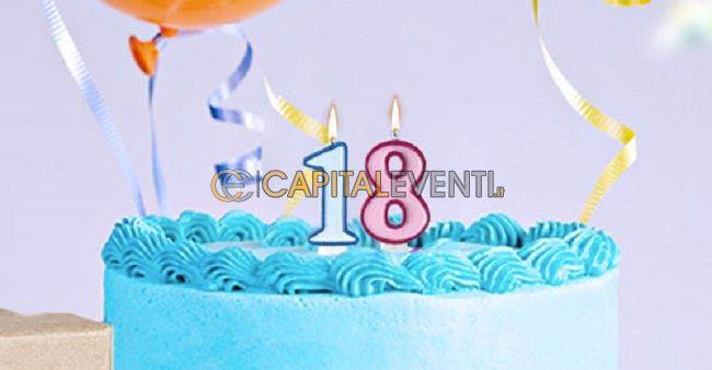 Un Compleanno alternativo per i 18 anni