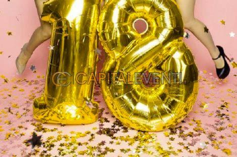 Compleanno 18 anni alternativo