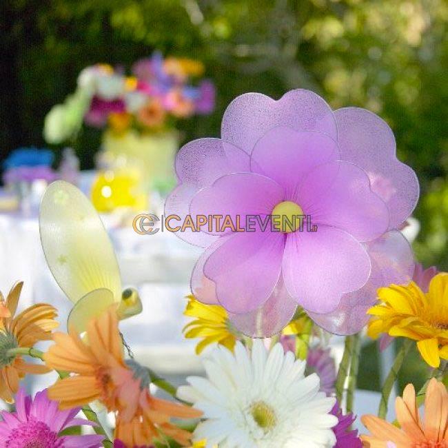 Festa 18 anni a tema fiori