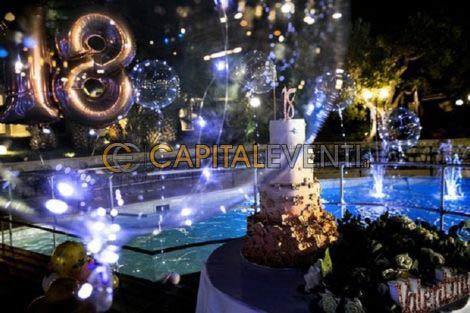 Pianificare una festa di compleanno di 18 anni