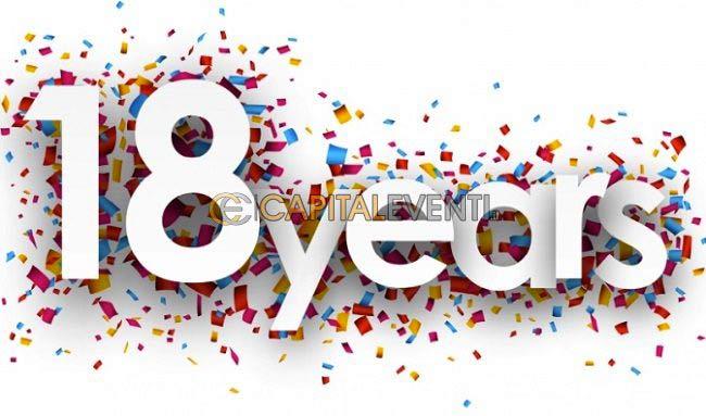 Festeggiare 18 anni senza festa