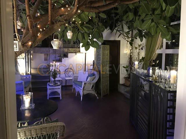 Villa Sospisio Trastevere Roma 17