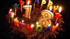 Festa 18 anni di una ragazza