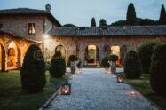 Ville Appia Antica per matrimoni