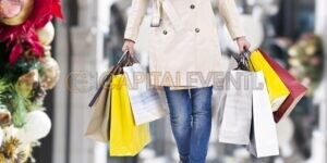 Roma vie dello shopping